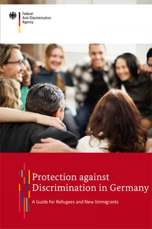 Cover Protection against Discrimination in Germany